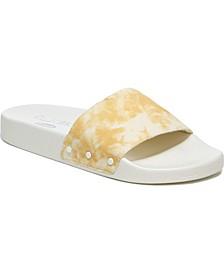 Women's Pisces Slides Sandals