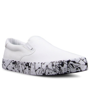 Men's Clipper Splash Classic Slip-On Fashion Sneaker Men's Shoes