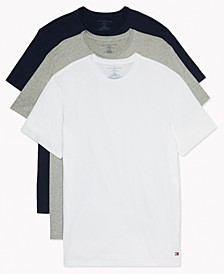 Men's Classic Crew Neck Undershirts