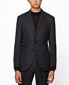 BOSS Men's Raye8 Extra-Slim-Fit Jacket