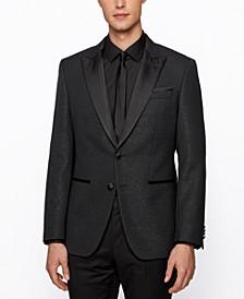 BOSS Men's Helward4 Slim-Fit Tuxedo Jacket