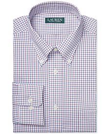 Men's Regular-Fit Ultraflex Non-Iron Check Dress Shirt