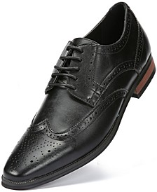 Men's Wingtip Oxford Dress Shoe