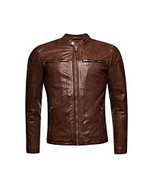 Men's Moto Racer Jacket