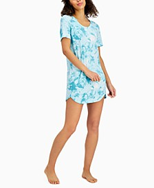 Printed Sleep Shirt, Created for Macy's