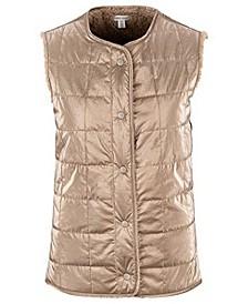 Women's Sherpa Reversible Vest
