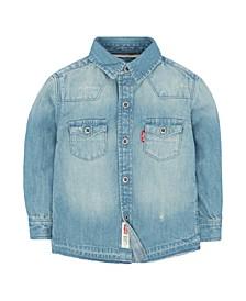 Baby Boys Western Shirt