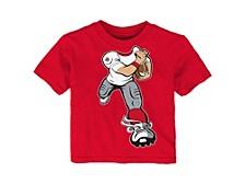 Infant Ohio State Buckeyes Yard Rush T-Shirt