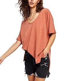 Luna Cotton T-Shirt