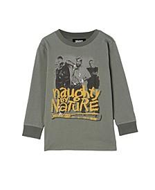 Big Boys Co-Lab Long Sleeve T-Shirt