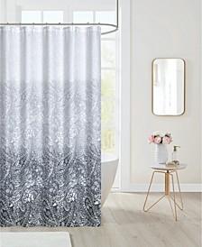Paisley Shower Curtain Set, 13 Pieces