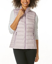 Packable Down Puffer Vest, Created for Macy's