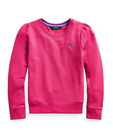 Big Girls Fleece Sweatshirt