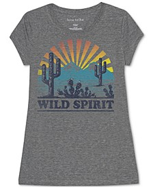 Wild Spirit Graphic T-Shirt