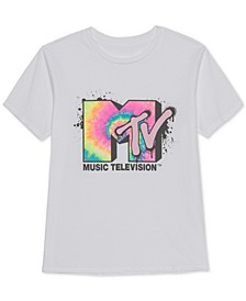 Juniors' MTV Graphic T-Shirt
