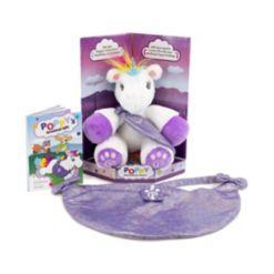 Poppy the Unicorn with the Poppy Book Set