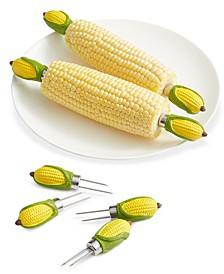 Corn Holders, Set of 8, Created for Macy's