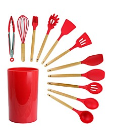 12 Piece Kitchen Utensil Set