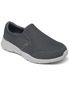 Men's Persisting Slip-On Wide Width Walking Sneakers from Finish Line