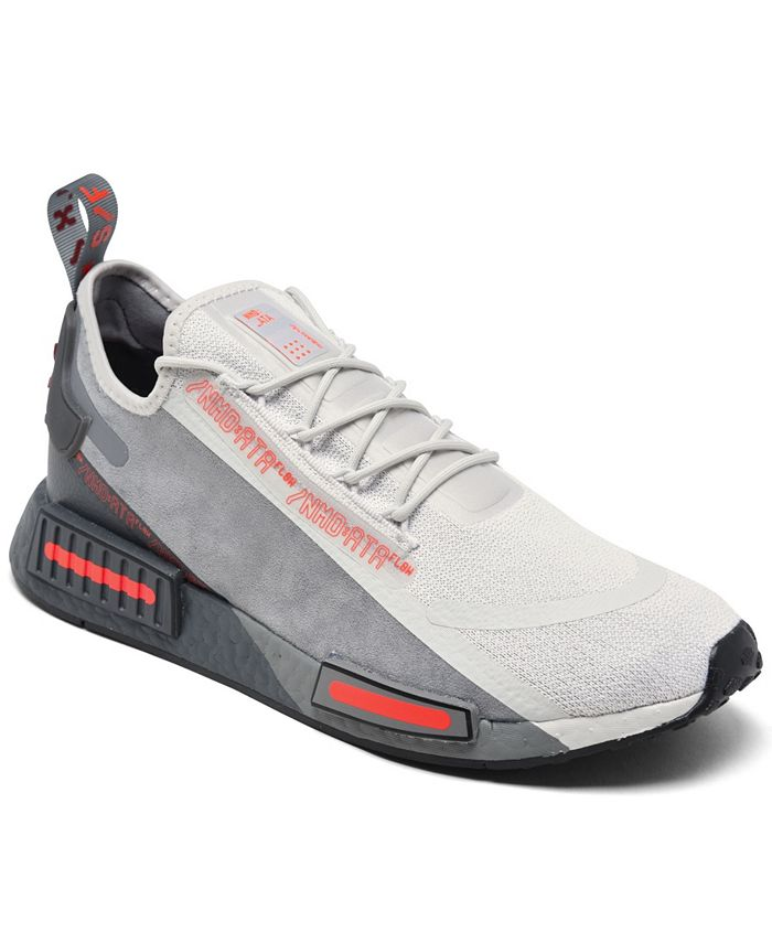 adidas Men's NMD R1 Spectoo Casual Sneakers from Finish Line ...