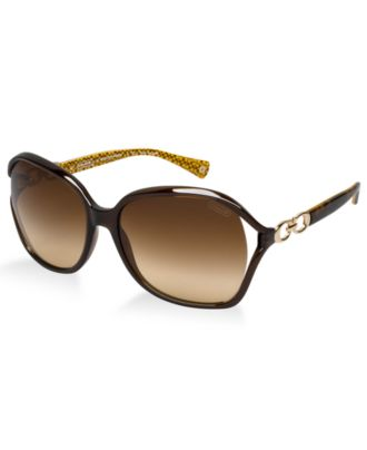 Coach Sunglasses, Natasha HC8018