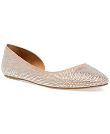 Mabel d'Orsay Flats, Created for Macy's