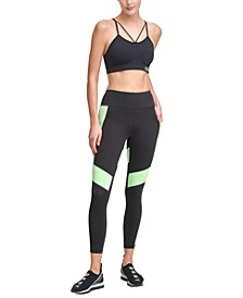 Sport Colorblocked High-Waist Leggings