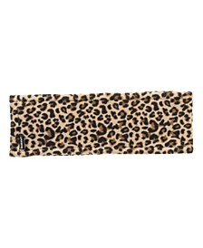 Women's Water Repellant Fleece Reversible Headband