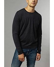 Men's Pin Dot Jacquard Sweater