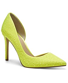 Women's Kenjay d'Orsay Pumps, Created for Macy's