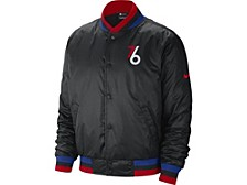 Philadelphia 76ers Men's City Edition Courtside Sublimated Jacket