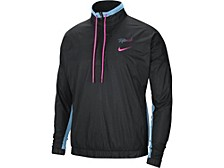 Miami Heat Men's City Edition Courtside Track Suit Jacket