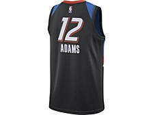 Oklahoma City Thunder Men's City Edition Swingman Jersey - Steven Adams
