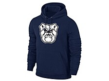 Butler Bulldogs Men's Big Logo Screen Print Hooded Sweatshirt