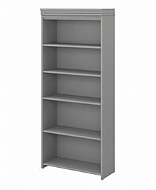 Fairview Tall 5 Shelf Bookcase