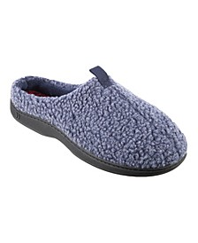 Men's Orlando Berber Hoodback Slippers