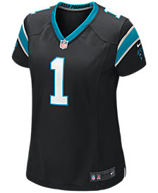 Nike Women's Cam Newton Carolina Panthers Game Jersey