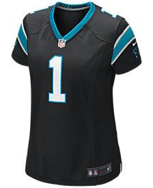 Nike Women's Cam Newton Carolina Panthers Game Jersey