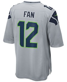 Nike Men's Twelfth Man Seattle Seahawks Game Jersey