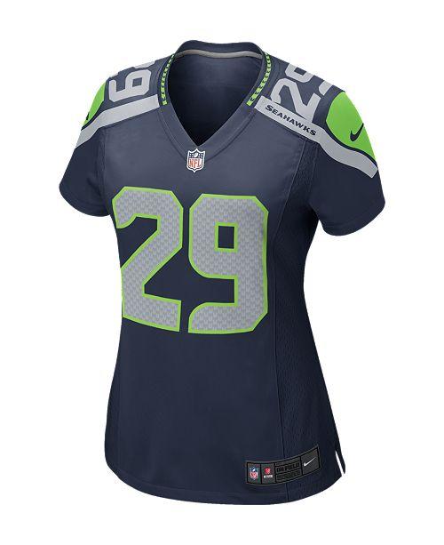 Nike Women's Earl Thomas Seattle Seahawks Game Jersey