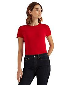 Ribbed T-Shirt