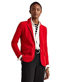 Collegiate-Inspired Blazer