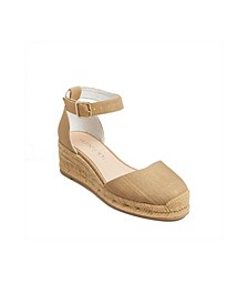 Women's Palmer Closed Toe Mid Wedge