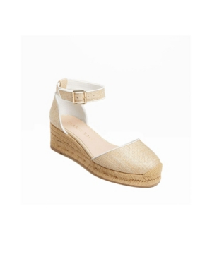 Jack Rogers WOMEN'S PALMER CLOSED TOE MID WEDGE