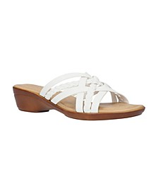 Tuscany by Women's Ricarda Sandals