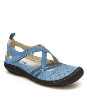 Women's Nicole Casual Mary Jane Flats Women's Shoes