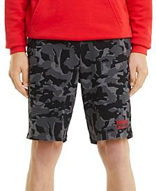 Men's Camo-Print Shorts