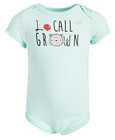 Baby Boys Bear Bodysuit, Created for Macy's