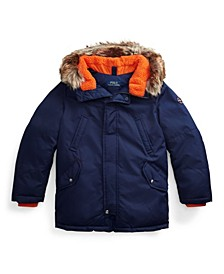 Big Boys Down Parka Coat