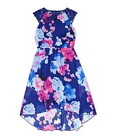 Big Girl Floral Dress